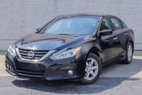 2017 Nissan Altima for sale at Cannon Auto Sales in Newberry SC