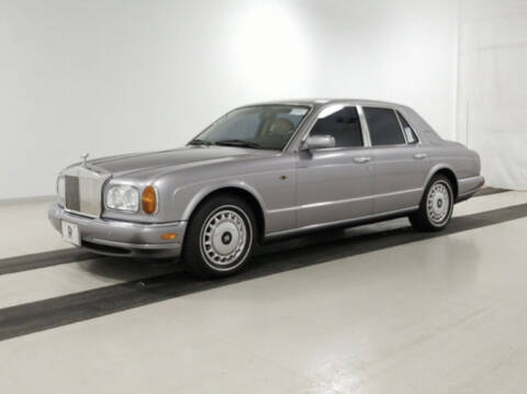 1999 Rolls-Royce Silver Seraph for sale at FALCON MOTOR GROUP in Orlando FL