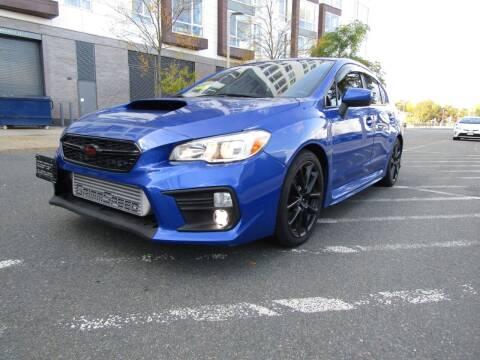 2020 Subaru WRX for sale at Boston Auto Sales in Brighton MA