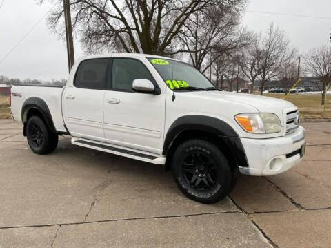 2006 Toyota Tundra for sale at Island Auto Express in Grand Island NE