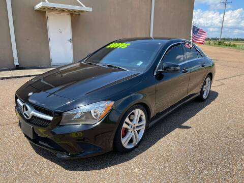 2015 Mercedes-Benz CLA for sale at The Auto Toy Store in Robinsonville MS
