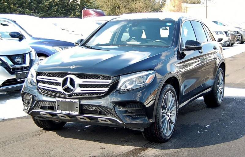 2018 Mercedes-Benz GLC for sale at Avi Auto Sales Inc in Magnolia NJ