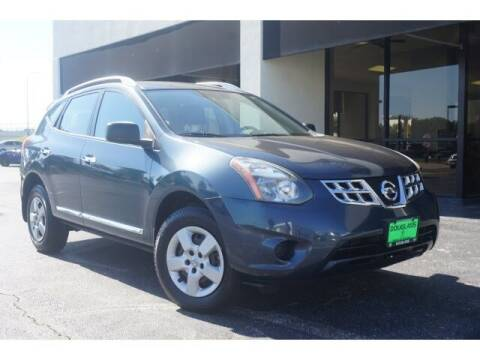 2014 Nissan Rogue Select for sale at Douglass Automotive Group - Douglas Mazda in Bryan TX
