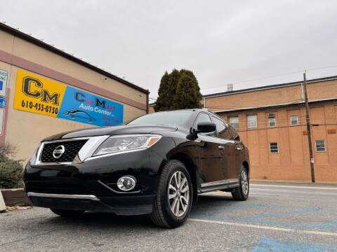 2014 Nissan Pathfinder for sale at Car Mart Auto Center II, LLC in Allentown PA