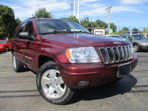 2001 Jeep Grand Cherokee for sale at Unlimited Auto Sales Inc. in Mount Sinai NY