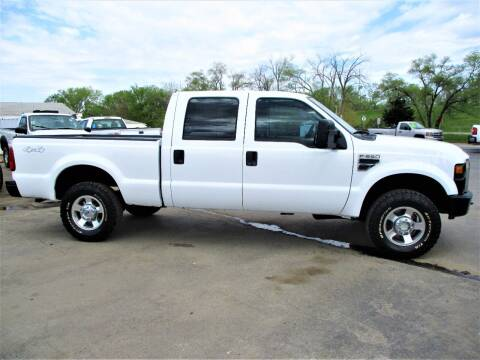 2009 Ford F-250 Super Duty for sale at Steffes Motors in Council Bluffs IA