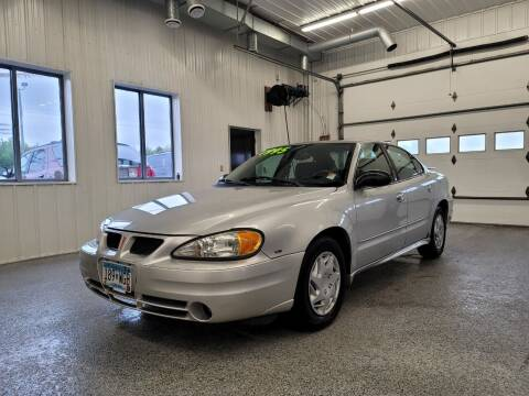 2005 Pontiac Grand Am for sale at Sand's Auto Sales in Cambridge MN