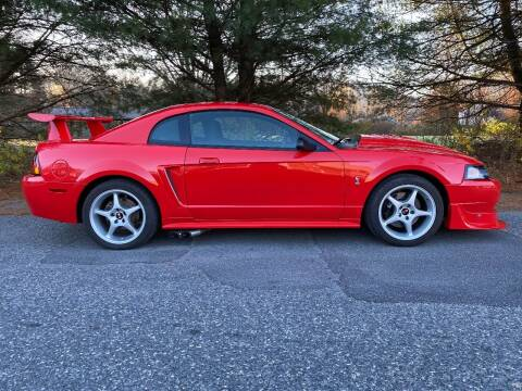 2000 Ford Mustang SVT Cobra for sale at Forza in Gaylordsville CT