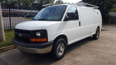 2007 Chevrolet Express Cargo for sale at A & A IMPORTS OF TN in Madison TN