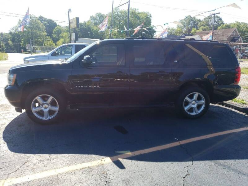 2007 Chevrolet Suburban for sale at A-1 Auto Sales in Anderson SC