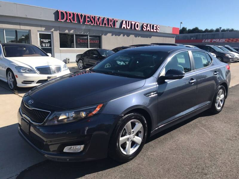 2015 Kia Optima for sale at DriveSmart Auto Sales in West Chester OH