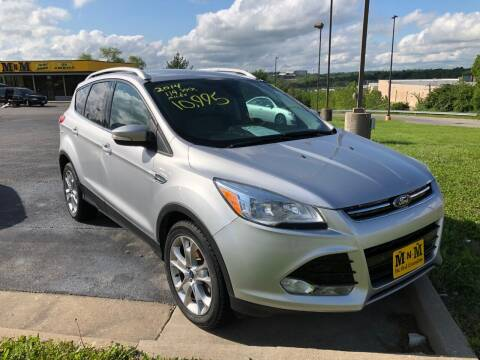 2014 Ford Escape for sale at MnM The Next Generation in Jefferson City MO