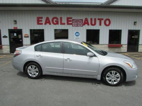 2012 Nissan Altima for sale at Eagle Auto Center in Seneca Falls NY