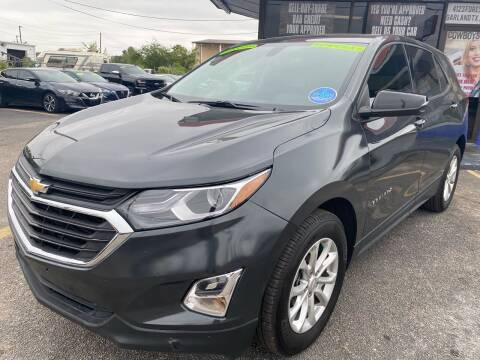 2019 Chevrolet Equinox for sale at Cow Boys Auto Sales LLC in Garland TX