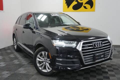 2019 Audi Q7 for sale at Carousel Auto Group in Iowa City IA