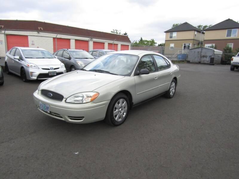 2004 Ford Taurus for sale at ARISTA CAR COMPANY LLC in Portland OR