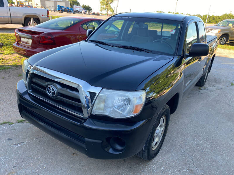 2009 Toyota Tacoma for sale at Car Solutions llc in Augusta KS