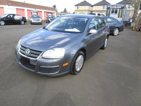 2006 Volkswagen Jetta for sale at ARISTA CAR COMPANY LLC in Portland OR