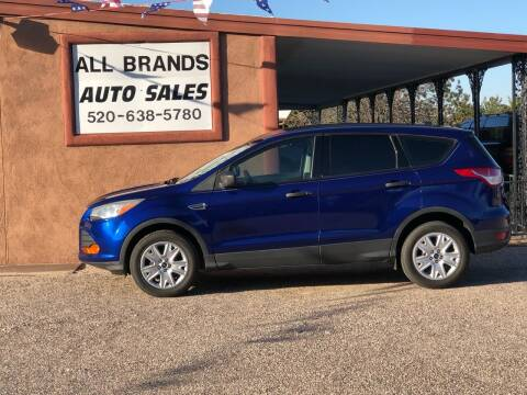 2013 Ford Escape for sale at All Brands Auto Sales in Tucson AZ