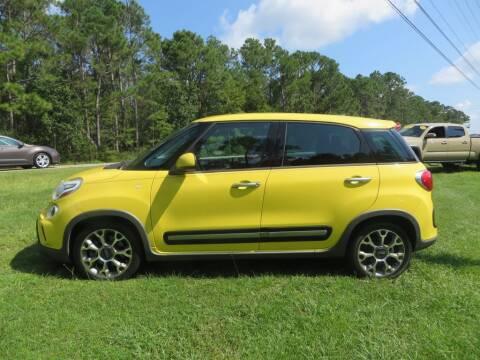 2014 FIAT 500L for sale at Ward's Motorsports in Pensacola FL