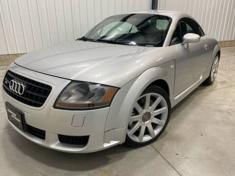 2004 Audi TT for sale at EUROPEAN AUTOHAUS, LLC in Holland MI