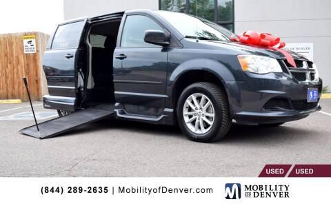 2014 Dodge Grand Caravan for sale at CO Fleet & Mobility in Denver CO