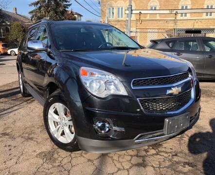 2011 Chevrolet Equinox for sale at Jeff Auto Sales INC in Chicago IL