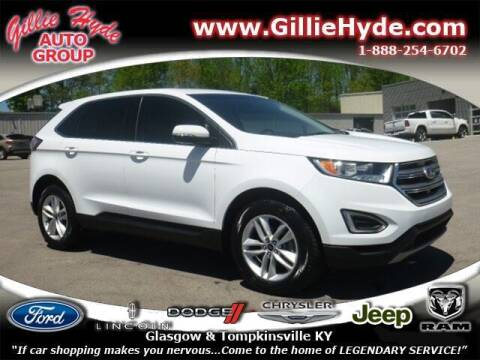 2017 Ford Edge for sale at Gillie Hyde Auto Group in Glasgow KY