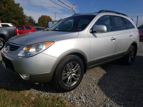 2012 Hyundai Veracruz for sale at Cascade Used Auto Sales in Martinsburg WV