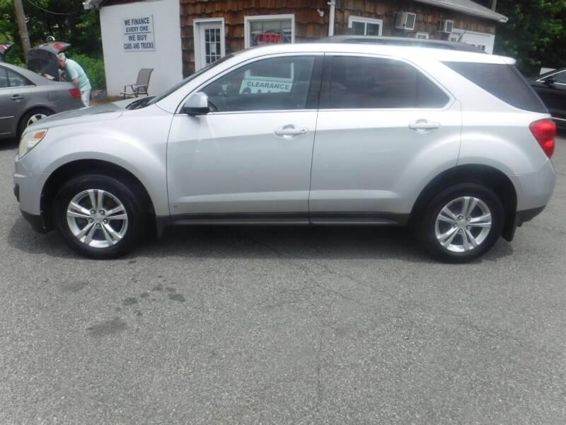 2010 Chevrolet Equinox for sale at Trade Zone Auto Sales in Hampton NJ