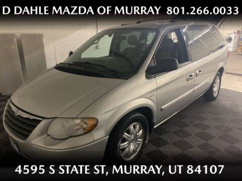 2005 Chrysler Town and Country for sale at D DAHLE MAZDA OF MURRAY in Salt Lake City UT