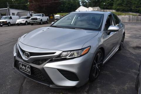 2019 Toyota Camry for sale at AUTO ETC. in Hanover MA