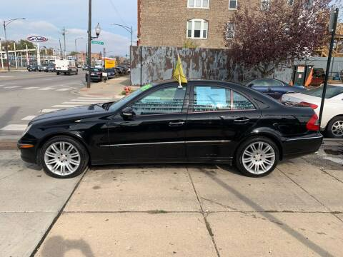 2008 Mercedes-Benz E-Class for sale at Barnes Auto Group in Chicago IL