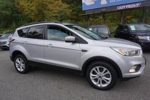 2017 Ford Escape for sale at Bloom Auto in Ledgewood NJ