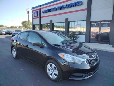 2015 Kia Forte for sale at Ultimate Auto Deals DBA Hernandez Auto Connection in Fort Wayne IN