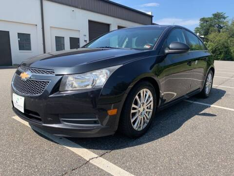 2012 Chevrolet Cruze for sale at Auto Land Inc - Autoland of Thornburg in Spotsylvania VA