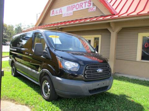 2016 Ford Transit Cargo for sale at A & A IMPORTS OF TN in Madison TN
