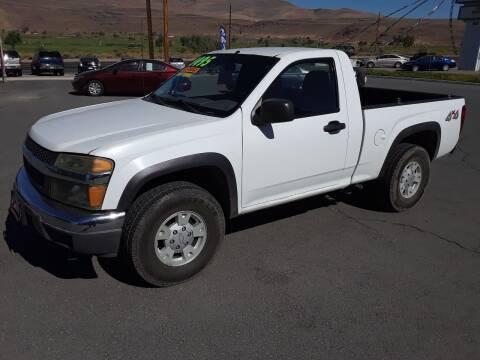 2006 Chevrolet Colorado for sale at Super Sport Motors LLC in Carson City NV