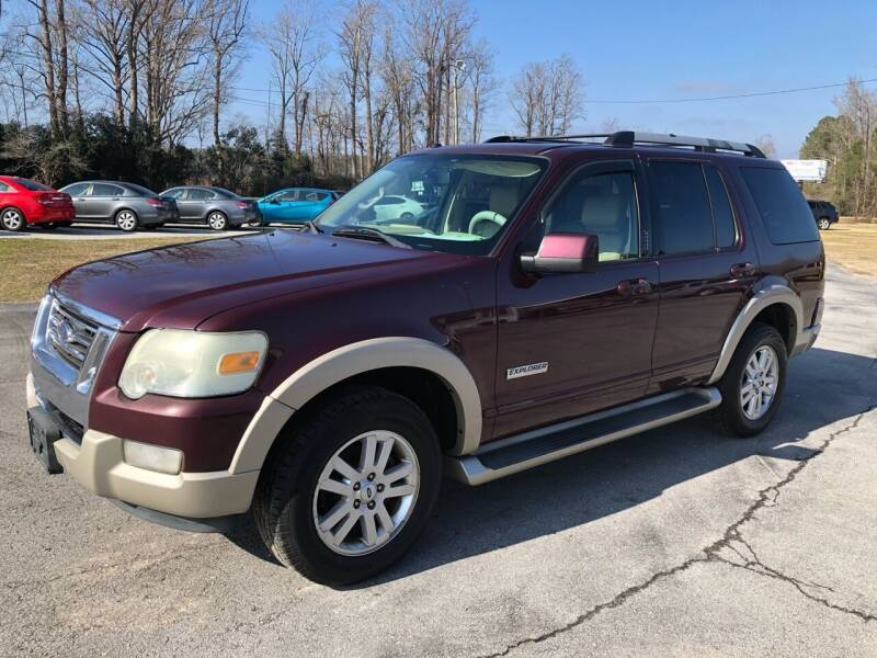 2006 Ford Explorer for sale at IH Auto Sales in Jacksonville NC