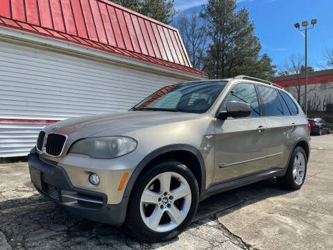 2007 BMW X5 for sale at Car Online in Roswell GA