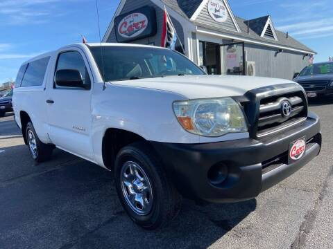 2008 Toyota Tacoma for sale at Cape Cod Carz in Hyannis MA