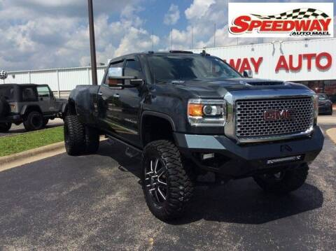 2017 GMC Sierra 3500HD for sale at SPEEDWAY AUTO MALL INC in Machesney Park IL