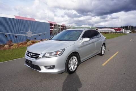 2014 Honda Accord for sale at Precision Motors LLC in Renton WA