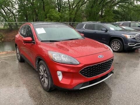 2020 Ford Escape Hybrid for sale at Allen Turner Hyundai in Pensacola FL