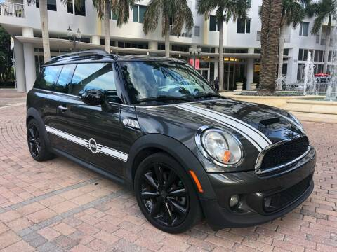 2011 MINI Cooper Clubman for sale at Florida Cool Cars in Fort Lauderdale FL
