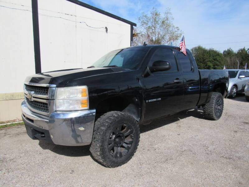 2009 Chevrolet Silverado 2500HD for sale at Jump and Drive LLC in Humble TX