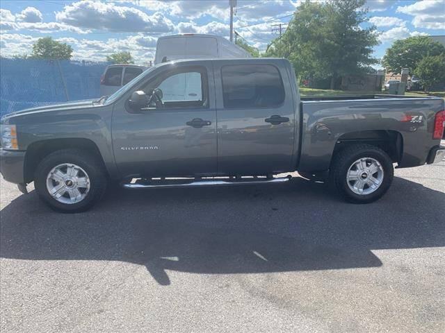 2011 Chevrolet Silverado 1500 for sale at Glen Burnie Auto Exchange in Glen Burnie MD