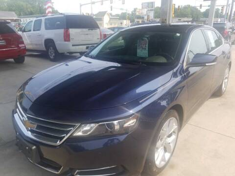 2015 Chevrolet Impala for sale at Springfield Select Autos in Springfield IL