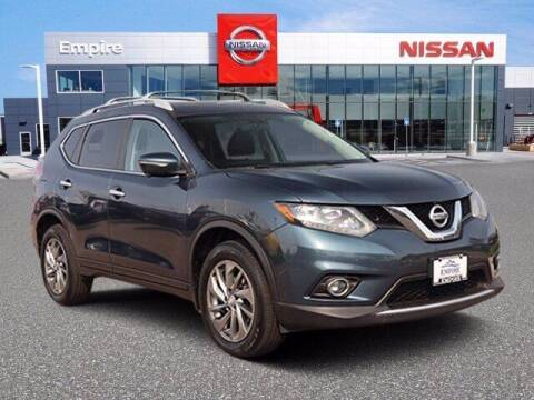 2014 Nissan Rogue for sale at EMPIRE LAKEWOOD NISSAN in Lakewood CO
