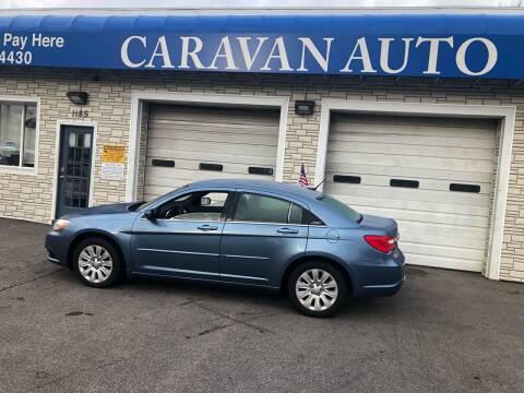 2011 Chrysler 200 for sale at Caravan Auto in Cranston RI